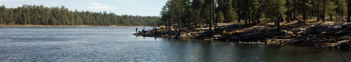 Ashurst Lake, Apache-Sitgreaves National Forest, Arizona